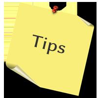 Tips (conseils et astuces)