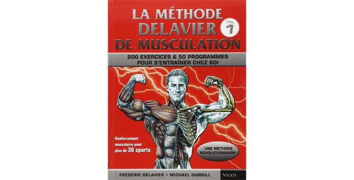 Article Méthode Delavier de musculation volume 1