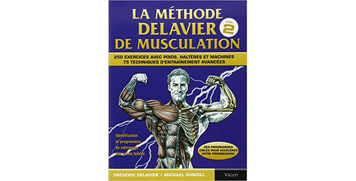 Article Méthode Delavier de musculation volume 2